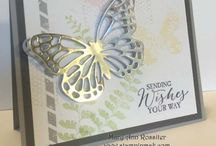 Stampin' Up! - Butterfly Basics / by Kim Miller