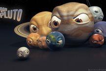 Pluton, Pluto
