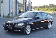 BMW 320d 184cv 50000km 2012 (xenon, Navy,led,Park,piel,llant 17 ,suspension, etc) ...20900 Euros