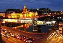 my city / Dublin town.