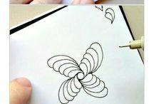 Desene în creion/e