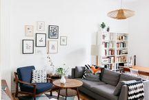 Oturma odası fikirleri