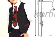 одежда для мальчиков выкройки