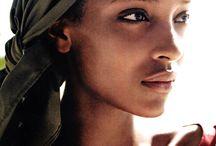 Beauty of woman