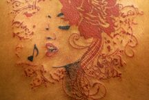 tattoo ideas / by Jennifer Sanford