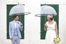 Inspiration Mariage sous la pluie