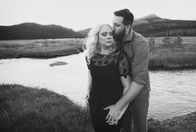 Engagement Photography Sparks Lake Central Oregon