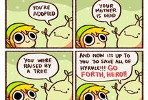 Le legend of Zelda
