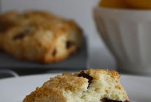 Breakfast Baked Goods, Muffins & Scones / by Blue-Eyed Bakers -