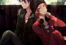 Fushimi & Yata