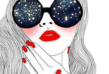 Illustrations / by Maybelline New York