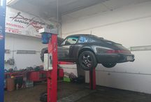 Darkness Racing Garage