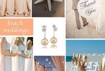 Bare foot beach wedding! / Our wedding. My ideas! ;-)
