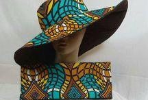 multicolour sun hat