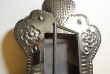 Embossed Tin / Tin Art