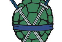 Festa 5 anos Lucas / Ninja Turtles