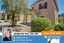 PENDING! Move-In Ready Home With Loads Of Upgrades / 18517 W Valerie Dr, Surprise, AZ 85374 | CALL 623-748-3818 for more info. You may also visit us at www.FryTeamAZ.com