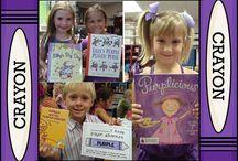 Color Preschool Fun!!! / by Vicky Engdahl