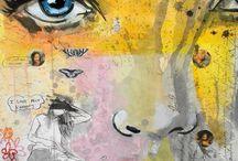 Loui Jover / Schilderijenvan vrouwen