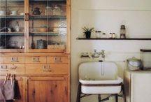 cozy vintage Japanese home