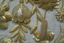 Golden embroidery Золотная вышивка