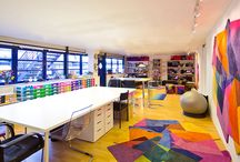 Studio Hampstead London / Photos of Sonya Winner Studio in Hampstead, London, England