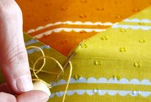 Sewing / by Darci Ensminger