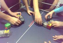 Bemutatók / Robotix robotépítő tanfolyam bemutató