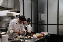 Aitor Esnal / El chef