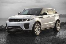 Evoque de Range Rover ❤️❤️