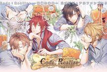 Code:Realize - Sousei no Himegimi