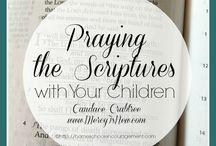 Pray teaching