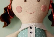 ragdolls / I want to make a rag doll, here are some I like.