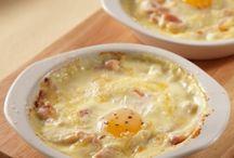 huevos y revueltos