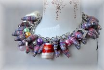 Paper Beads Jewelry