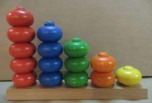 Jouets pour pédagogie active / Jeux et jouets inspirés des pédagogies alternatives, à découvrir chez Si Tu Veux