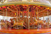 Art: Carousels / by Anita Wood