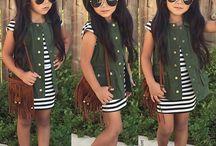 Dětské jarní oblečení