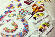 Emboidery jewelery
