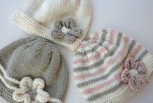 Gorritos en lana