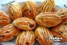 üzümlü kurabiye
