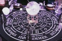 Magic / Healing & Occult / Photographs of magic, rituals, crystals, healing, seances, and occult. *No Graphic Images*
