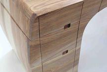 Bespoke Wood Desks
