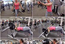 Ex piept si biceps