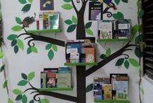 Ideas decoración biblioteca