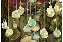 Party Ideas Garden -Healthy / by Kristin Schlupp