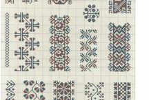 Traditional pattern