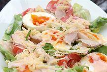 Salads- Σαλάτες