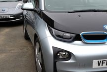 Electric cars! / Church Stretton on leading the way by setting an electric car trend. / by Stretton Climate Care