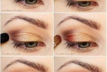 Autumn Eye Make-Up Inspiration